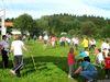 Ein Highlight ist der Nordic-Walking-Tag beim Volksfest in Bischofsreut