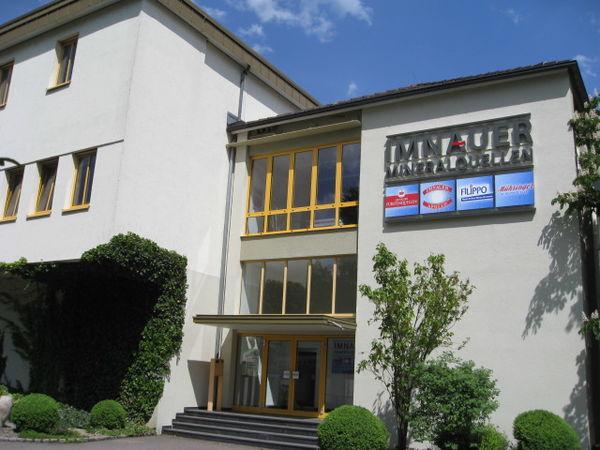 Imnauer Mineralquellen Geschäftsgebäude in Bad Imnau