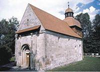 Die älteste romanische Kirche in Hohenzollern