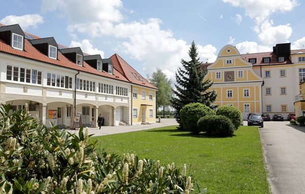Schloss Birkeneck bei Hallbergmoos