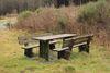 ... dieser Platz lädt ein für eine idyllische Rast in der Natur...