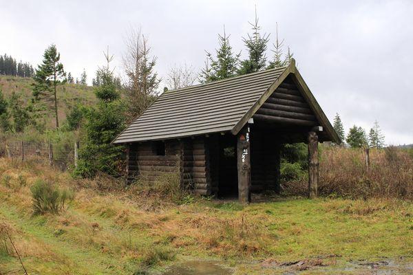 Impressionen der Schutzhütte Sellerberg