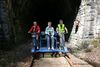 Draisinenbahn Halver - Tunnel