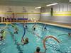 AuqaFitness in der Schwimmhalle Halver
