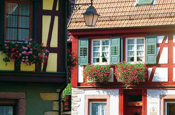Historische fachwerk altstadt haslach werbegemeinschaft for Fachwerk winkel