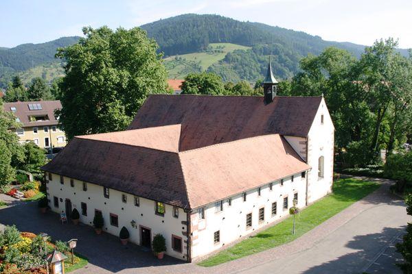 Das Alte Kapuzinerkloster in Haslach