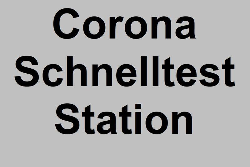 Angebot für kostenfreie Corona-Schnelltests