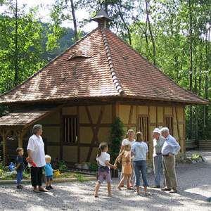 Ein Bergbau Freilichtmuseum mit angrenzendem Lehrpfad in Hausach