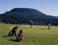 Golfplatz Hausen am Tann