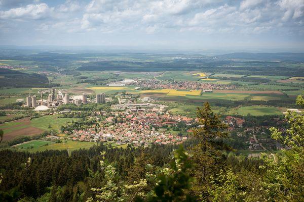 Aussicht vom Plettenberg