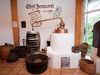 Historische Obst-Brennerei im ersten Bayerischen Schnaps-Museum in Hauzenberg