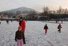 Wintererlebnis am Freudensee bei Hauzenberg