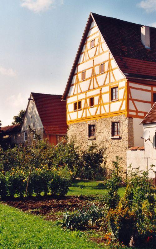 Altes Bürgerhaus - Bild 1
