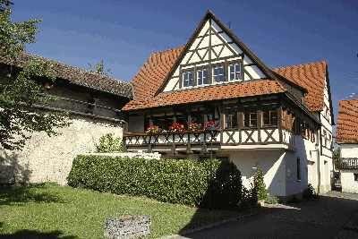 Altes Händler- und Handwerkerhaus