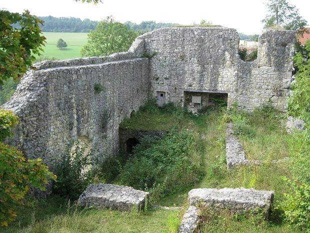 Burgruine Maisenburg