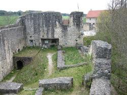 Burgruine Maisenburg - Bild 2