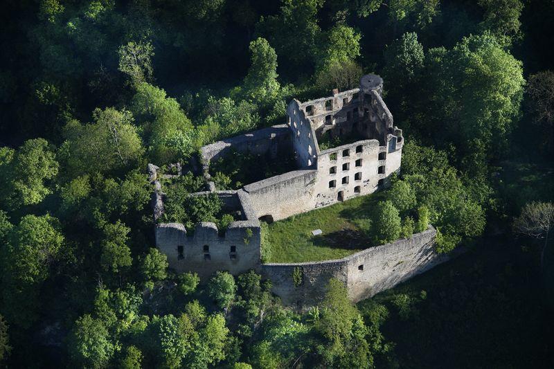 Burgruine Schülzburg - Bild 1
