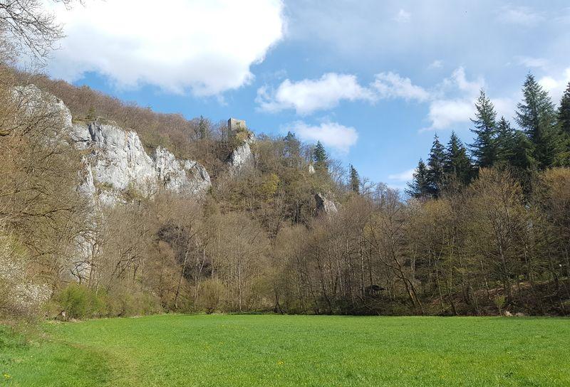 Burgruine Wartstein - Bild 1
