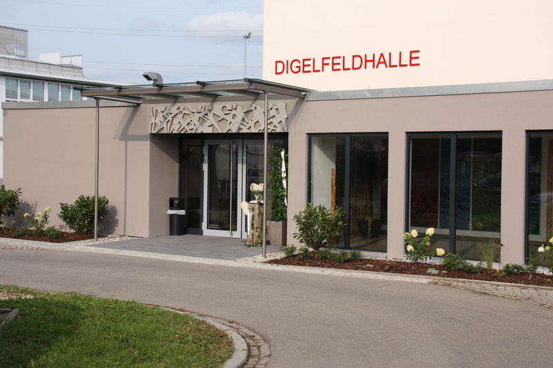 Digelfeldhalle - Bild 2
