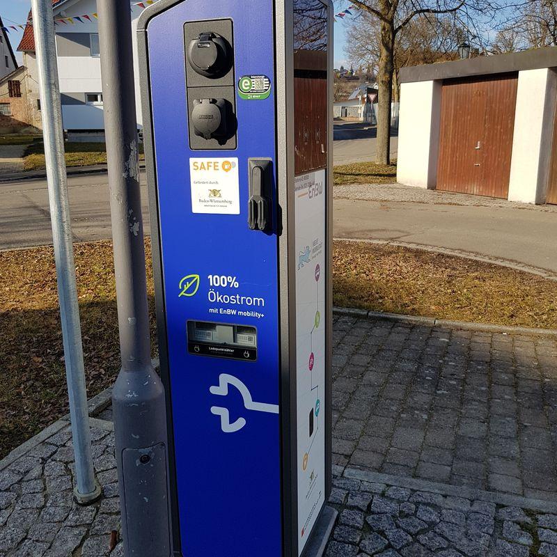 E-Tankstelle für E-Car und E-Bike - Bild 2