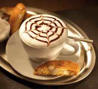 Kaffeeraffinessen - Vorführung