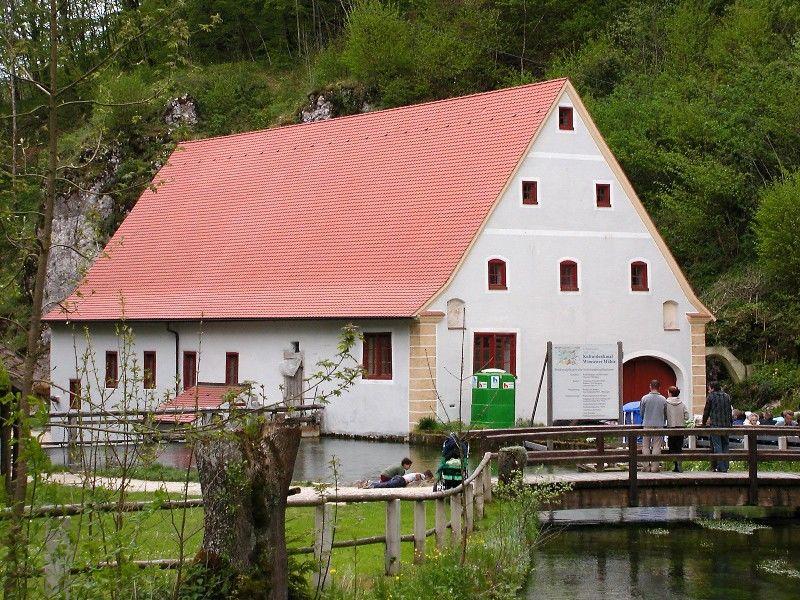 Kulturdenkmal Wimsener Mühle - Bild 1