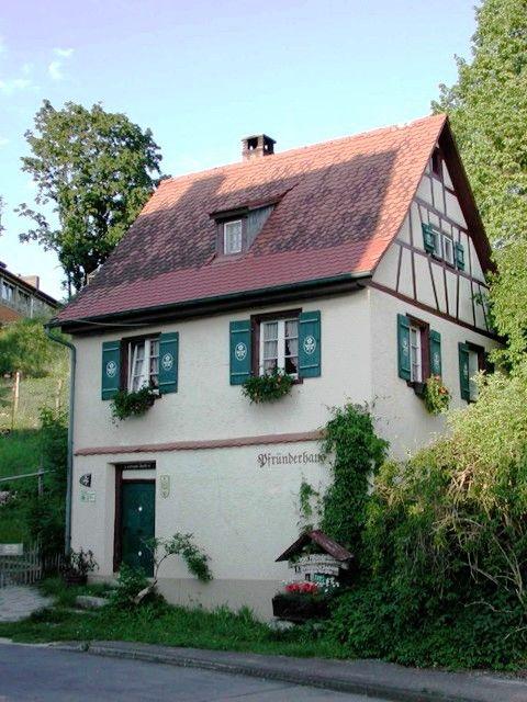 Pfründerhaus - Bild 1