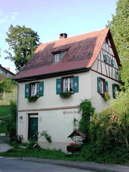 Pfründerhaus