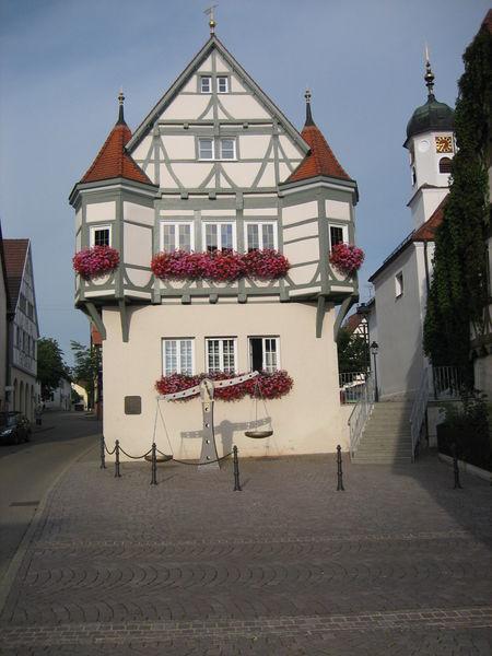 Rathaus Hayingen