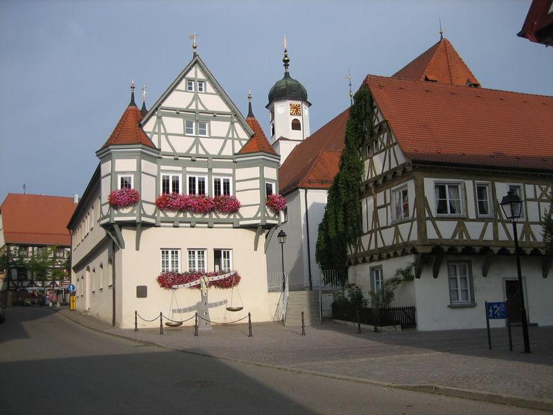 Rathaus Hayingen - Bild 2