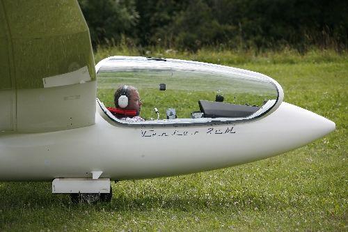 Rundflüge mit dem Segelflugzeug