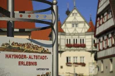 Stadtführungen Hayingen