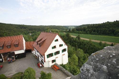 Wanderheim Burg Derneck mit Burgschänke - Bild 2