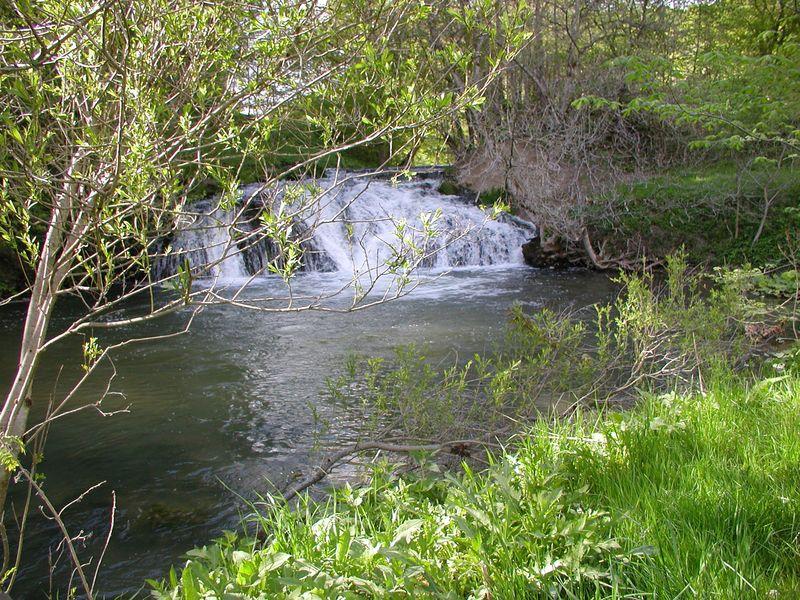 Wasserfall Hoher Gießel - Bild 2