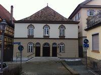 Die Alte Synagoge Hechingen