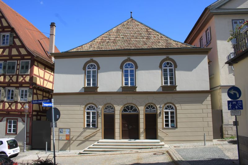 Altes Synagohe Hechingen