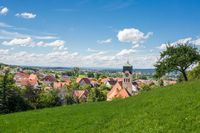 Aussichtspunkt Dorfblick Boll