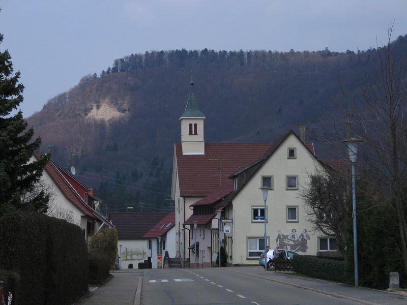 Dreifürstenstein bei Hechingen