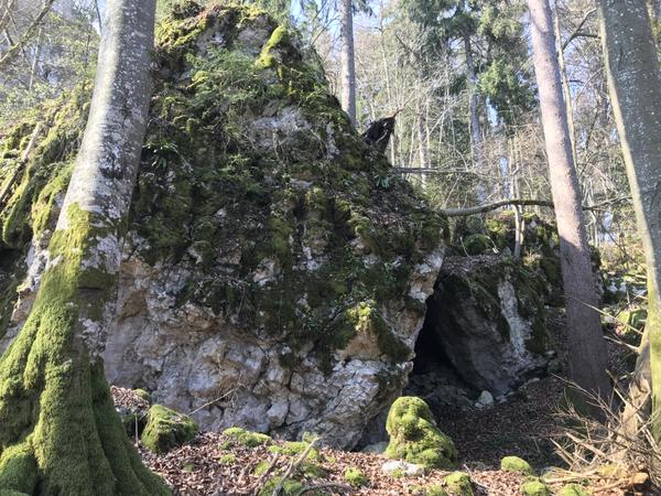 Emmafelsen an Raichberg-Tour