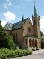 Evangelische Johanneskirche in Hechingen