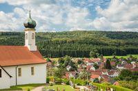 Friedhofskirche Schlatt