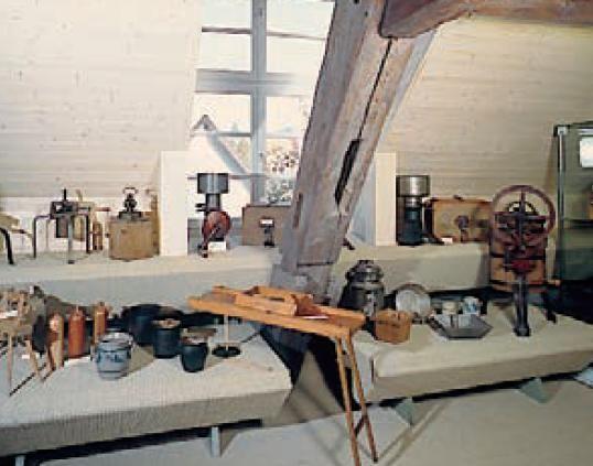 Heimatmuseum in Hechingen-Stetten