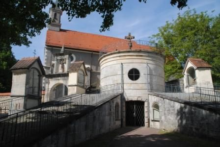 Klosterkirche St. Luzen in Hechingen