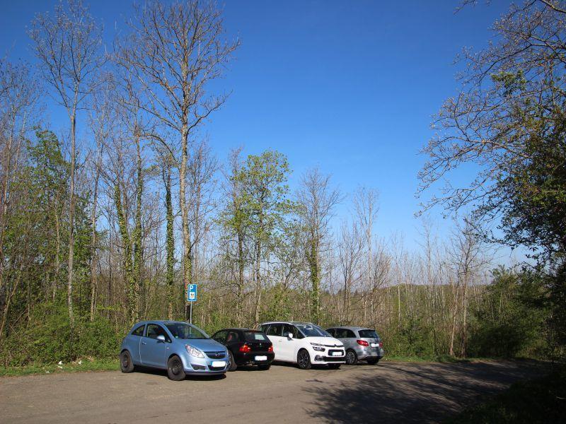 Parkplatz Eschäcker