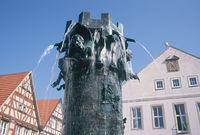Rathausbrunnen Hechingen