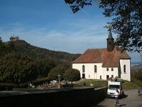 Wallfahrtskirche Maria Zell bei Hechingen