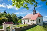 Wallfartskirche Maria Zell