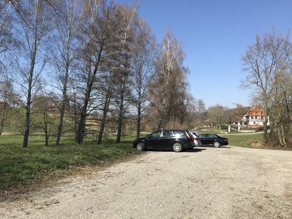 Wanderparkplatz Hüttenwiesen