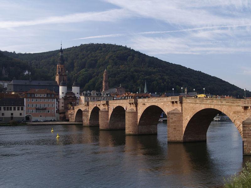 Alte Brücke Heidelberg