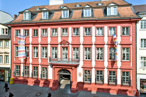Außenaufnahme Palais Morass